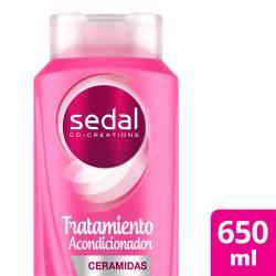 Acondicionador Sedal Ceramidas x 650 ml.