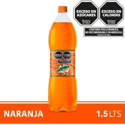 Gaseosa Mirinda Naranja Pet x 1,5 lt.