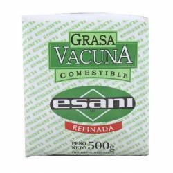 Grasa Vacuna Esani x 500 g.