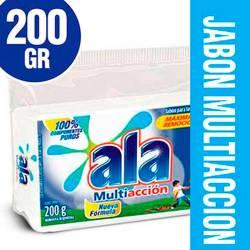 Jabón en Pan Blanco Ala x 1 un. x 200 g.