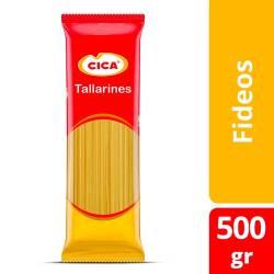 Fideos Tallarín Cica x 500 g.