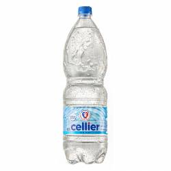 Agua Mineral sin gas Cellier x 2 lt.