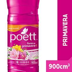 Limpiador Líquido Poett Primavera x 900 cc.
