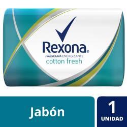 Jabón de Tocador Rexona Cotton Fresh x 125 g.