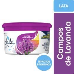 Aromatizante Ambiente Glade Campos Lavanda x 70 g.