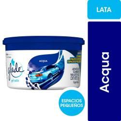 Aromatizante para Auto Glade Acqua Gel x 70 g.