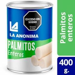 Palmitos Enteros La Anónima x 400 g.