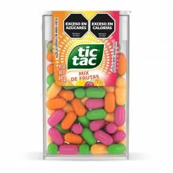 Pastillas Tic Tac Mix de frutas x 49 g.