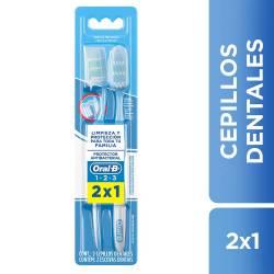 Crema Dental 1-2-3 Oral-B Protección Antibacterial x 2 un. x 2 un.