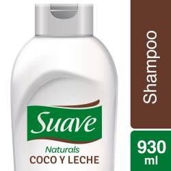 Shampoo Suave Coco y Leche x 930 cc.