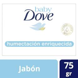 Jabón de Tocador Dove Humectación Enriquecida x 75 un.