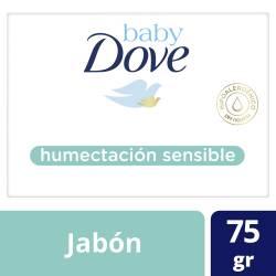 Jabón de Tocador Dove Humectación Sensible x 75 un.