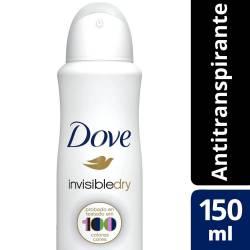 Antitranspirante Aerosol Dove Invisible Dry x 150 cc.