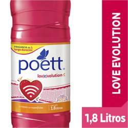 Limpiador Líquido Poett Love x 1,8 lt.