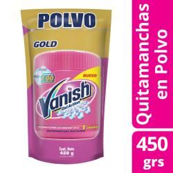 Quitamanchas Polvo Vanish Pink Doy Pack x 450 g.