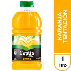 Jugo Natural Cepita Naranja Tentación x 1 lt.