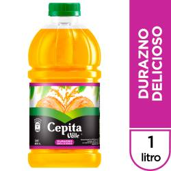 Jugo Natural Cepita Durazno x 1 lt.