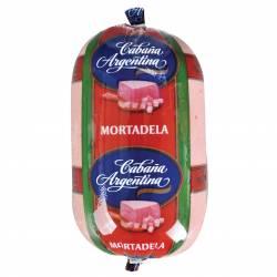 Mortadela Mini Cabaña Argentina x 300 g.
