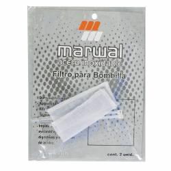 Filtro p/ Bombilla Marwall x 1 un.