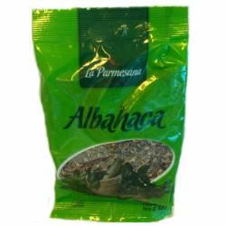 Albahaca La Parmesana x 20 g.