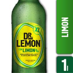 Dr. Lemon sabor Limón x 1 lt.