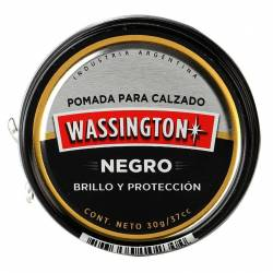 Pomada Wassington Negro x 30 g.