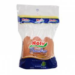 Pan para Pancho Noly x 210 g.