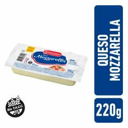 Queso Mozzarella Bochita La Serenísima x 220 g.