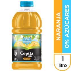 Jugo Cepita del Valle Naranja 0% azúcares agregados x 1 lt.