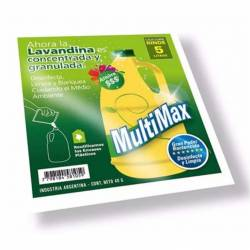 Lavandina Granulada Multimax x 40 g.