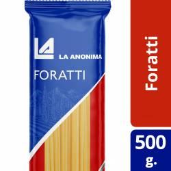 Fideos Foratti La Anónima x 500 g.