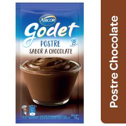 Postre en Polvo de Chocolate Godet x 70 g.