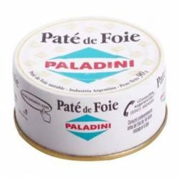 Paté de Foie Paladini x 90 g.