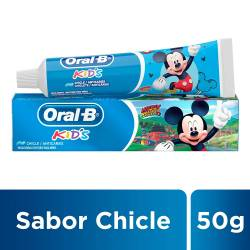 Crema Dental Infantil Oral-B Mickey x 50 g.