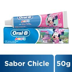 Crema Dental Infantil Oral-B Minnie x 50 g.