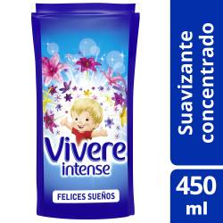 Acondicionador Concentrado Felices Sueños Doy Pack Vivere x 450 cc.
