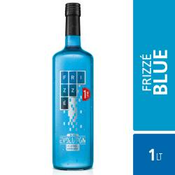 Cóctel Gasificado Blue Frizzé Evolution x 1 lt.