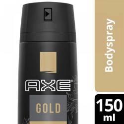 Desodorante Aerosol Axe Gold x 150 cc.