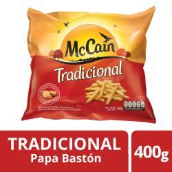 Papas Corte Tradicional Mc Cain x 400 gr.