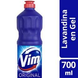 Lavandina en Gel Vim Original x 700 cc.