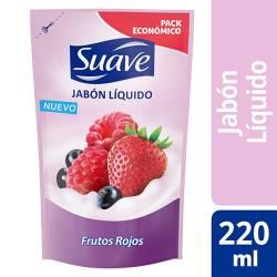 Jabón Líquido para Manos Suave Frutos Rojos x 220 g.