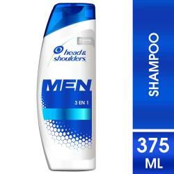 Shampoo Head Shoulders Control Caspa Men x 375 cc.