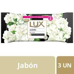 Jabón Tocador Jazmín Lux x 3 un.