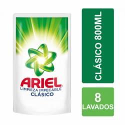Jabón Líquido Limpieza Impecable Ariel Doy Pack x 800 cc.