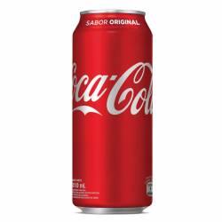 Gaseosa Cola Coca-Cola Lata x 310 cc.