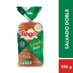 Pan Salvado Doble Fargo x 350 g.