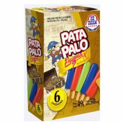 Helado Tuti Fruti Pata Palo x 6 un. Ice Cream x 294 gr.