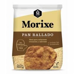 Pan Rallado Morixe x 500 g.