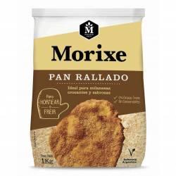 Pan Rallado Morixe x 1 Kg.