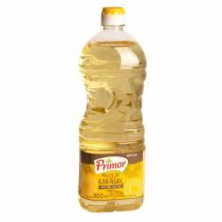 Aceite de Girasol Primor x 900 cc.
